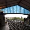 エッフェル塔駅。