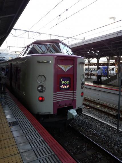 国鉄381系電車 やくも