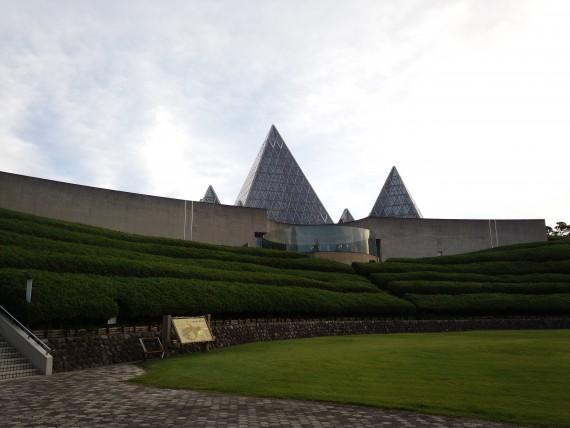 島根県大田市 サンドミュージアム
