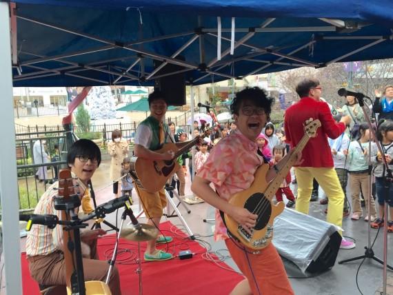 尼崎つかしん クマガイタツロウ祭り
