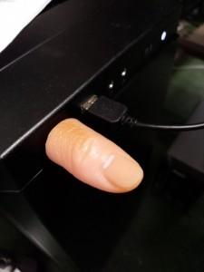 指型USB