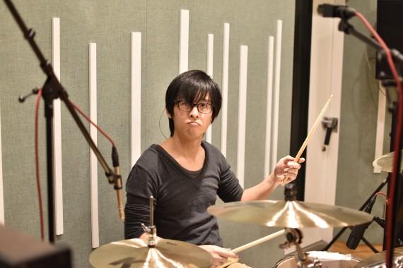 CSE Recording Studioレコーディング風景