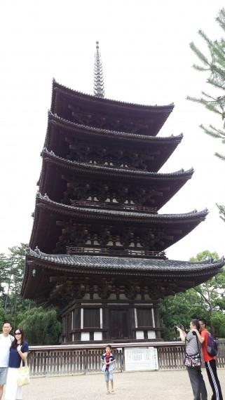 奈良 興福寺五重塔