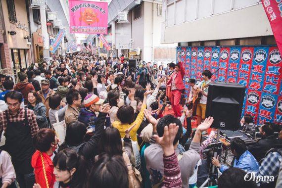 水道筋ミュージックストリート2016