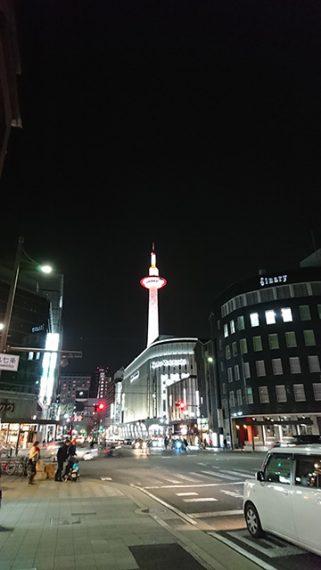京都タワー永遠ー