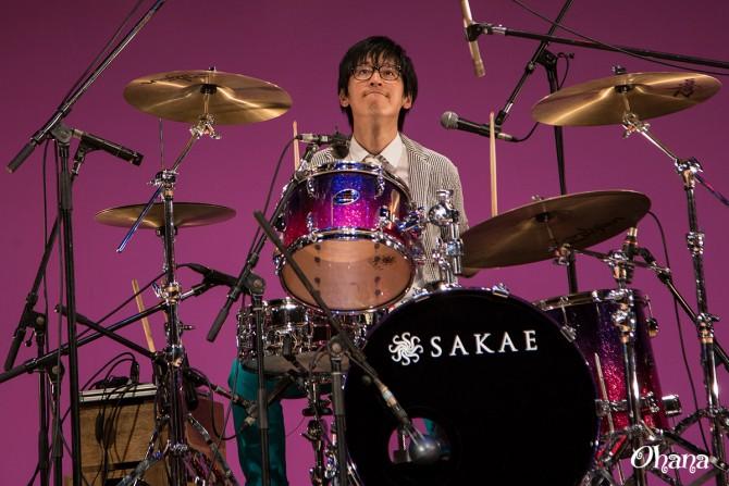 SAKAE ドラム 紫